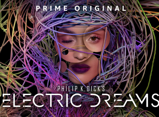 Electronic dreams prime video topserie