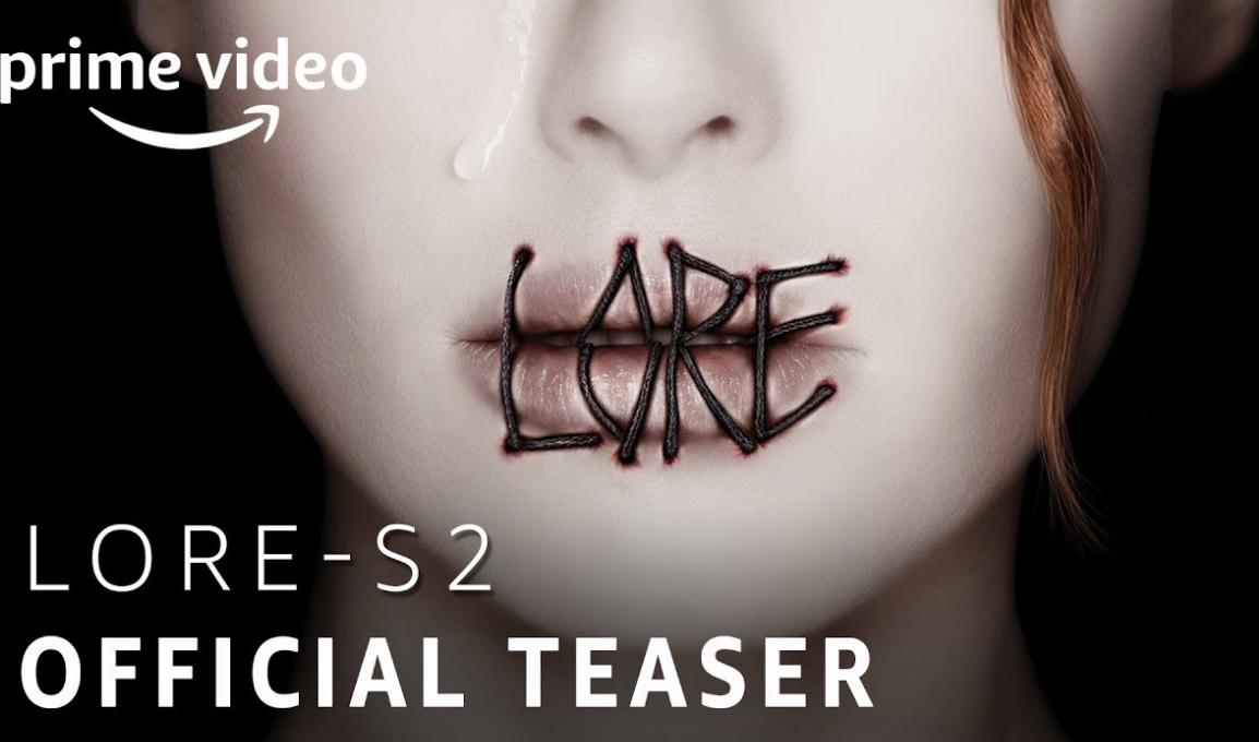 Lore amazon prime video top serie