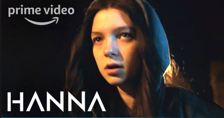 Hanna amazon prime video top serie